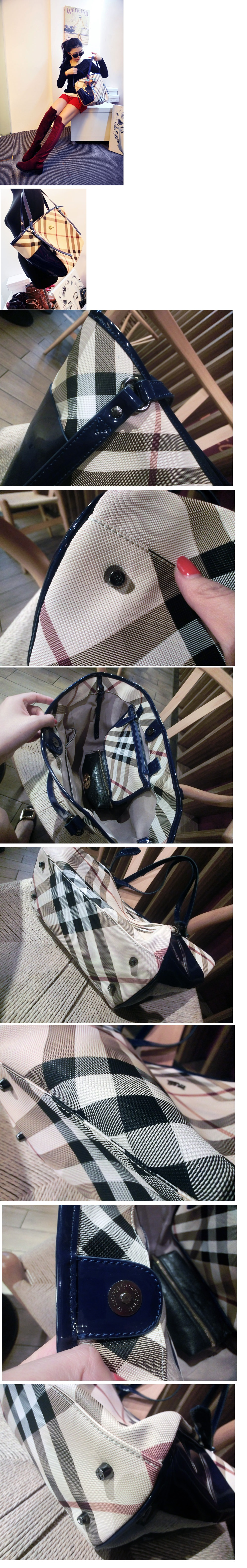 CLEARANCE HK Imported Buberry Bag