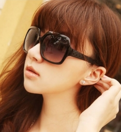 European Celebrities Style Trendy UV Sunglasses