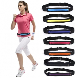 Waterproof Exercise Security Phone Pouch Belt Sport Bag Pocket MID