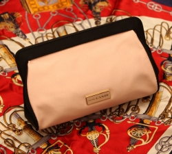 Prada CANDY Lady Pale Pink Cosmetic Bag Clutch