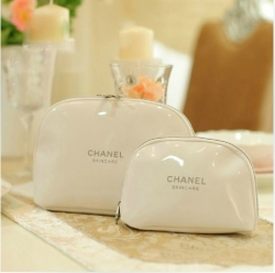 Limited Edition Styles Fragrant White One Pieces Cosmetic Bag