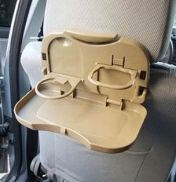 Clearance Car Back Seat Folding Meal Holder Table