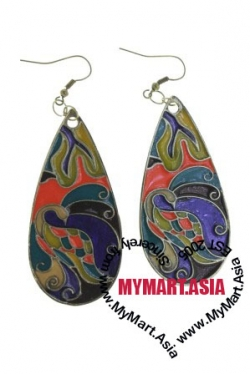 Limited Edition Vintage JA Exaggerated earrings