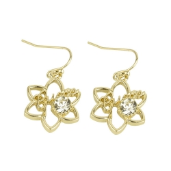Gorgeous Kate Star Flower Earrings