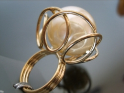 Gorgeous Limited Edition Pearl Ring