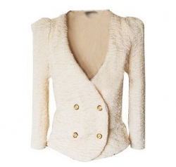 Prelove Korea nanda Elegant Slim Short Jacket Coat
